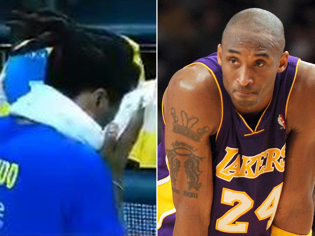 Amar'e Stoudemire distraught after learning of Kobe Bryant's death during game