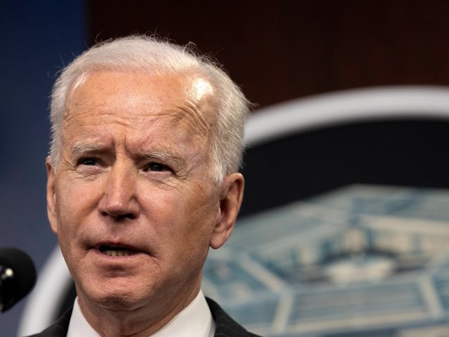 Yanny or Laurel debate breaks out over viral clip of Biden seemingly saying 'My butt's been wiped'