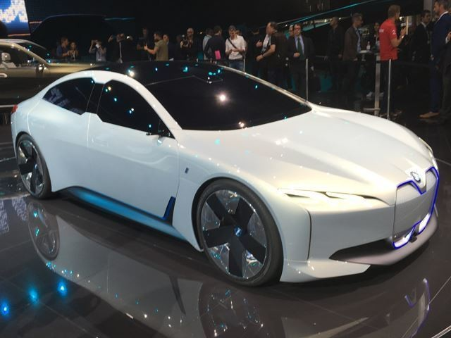 BMW Could Partner With A Chinese Automaker To Build EVs