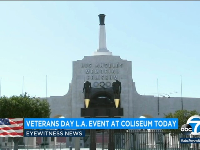 Veterans Day LA: Angelenos honor Southern Californians who have served