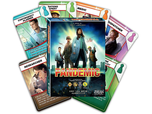 Pandemic is the hottest board game on Amazon right now, and it's down to $24