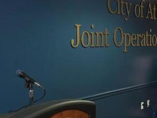 Atlanta mayor names police chief to permanent role