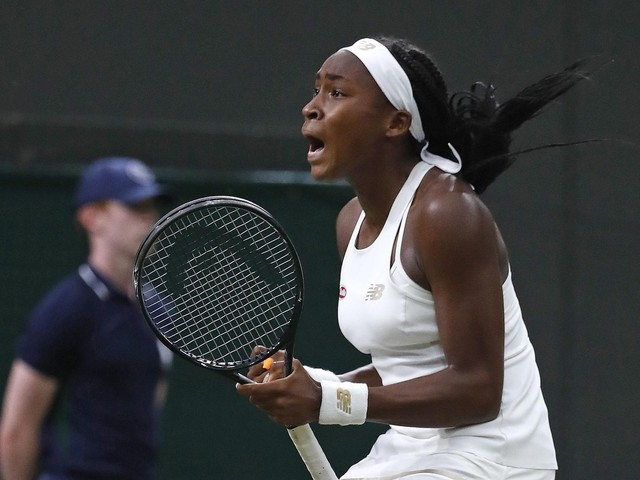 Coco Gauff, 15-year-old Wimbledon star, to play in Citi Open qualifying