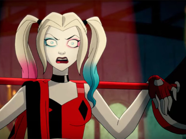 'Harley Quinn' Trailer: Kaley Cuoco Is One Diabolical Villainess In DC Universe Animated Series – Comic-Con
