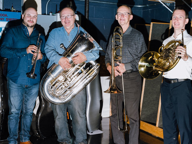 The Chicago Symphony's Brass Is World-Famous. Hear It Blast.