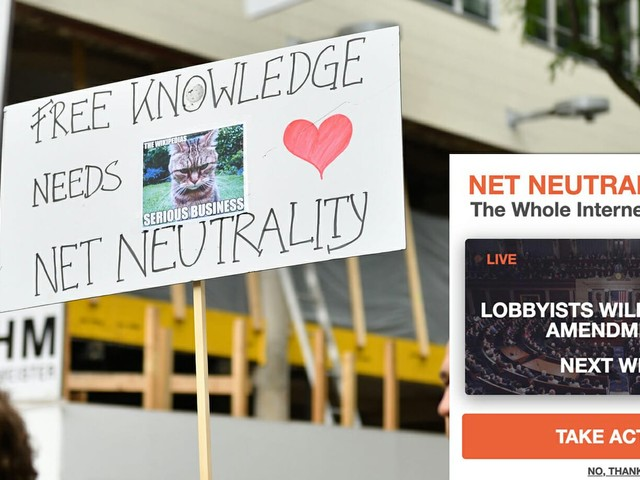 Net neutrality advocates plan online watch party for the 'Save the Internet' Act
