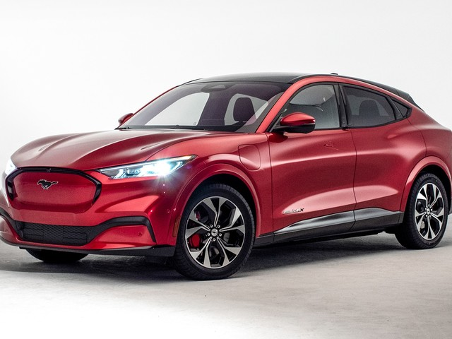 2021 Ford Mustang Mach-E Priced In the Heart of Affordable Tesla Territory