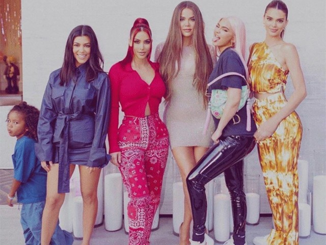 Inside Kim, Khloe and Family's Last Day Filming Keeping Up With the Kardashians