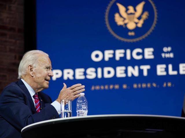 Pennsylvania certifies Biden as winner of presidential vote
