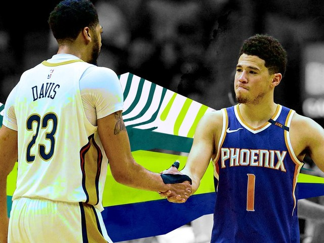 Anthony Davis to the Suns? It makes more sense than you think