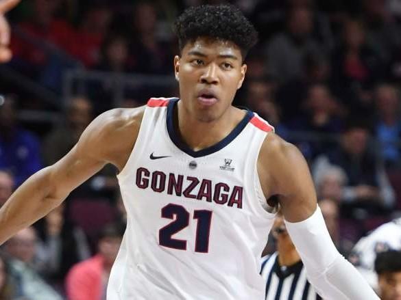 Rui Hachimura NBA Draft: Latest Mocks & Projections for Gonzaga Forward
