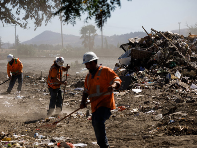 Why cameras didn't deter Monterey Road dumping: Roadshow