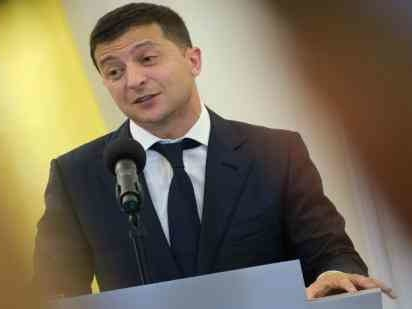 Meet Volodymyr Zelensky — Former Actor And Now President Of Ukraine Who's At Center Of Trump Impeachment