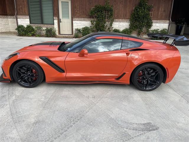 2019 Chevrolet Corvette--ZR1