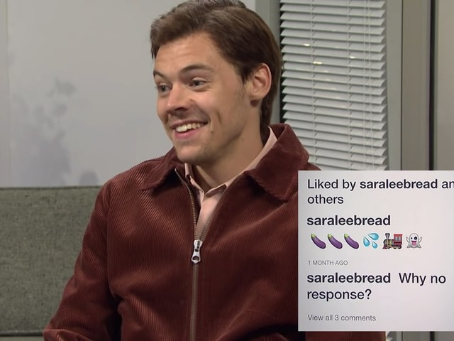 Sara Lee Is Taking All Your Dirty Instagram Comments in Stride Following Wild SNL Sketch