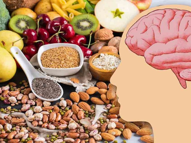 Fiber Can Delay Brain Inflammation and Aging