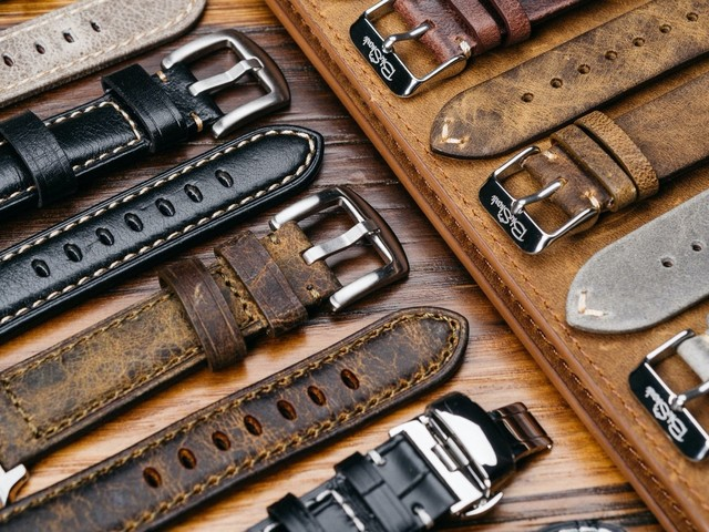 MacRumors Giveaway: Win a Leather Apple Watch Band From BluShark
