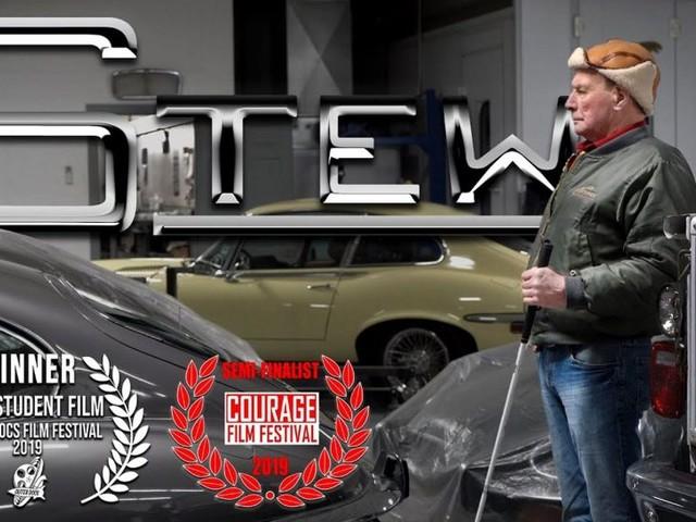 Loss of sight hasn't stopped Jaguar restorer Stew Jones, as this award-winning documentary shows