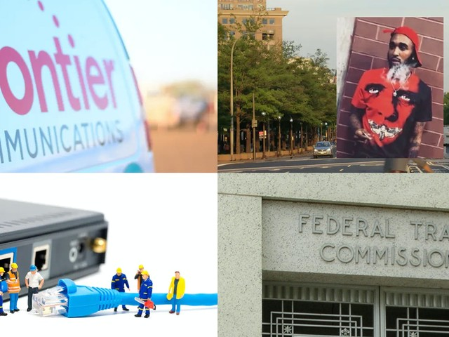 Tech newsletter: Internet provider sued for lying about speed