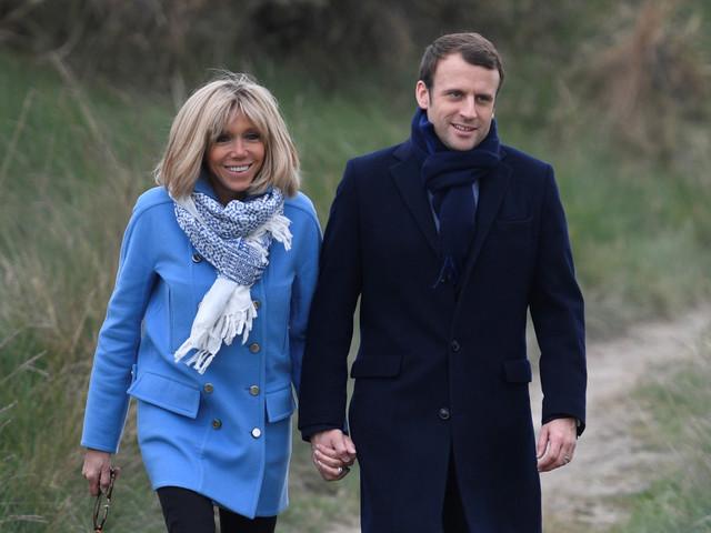 How Emmanuel Macron wooed his former high school teacher