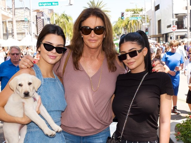 Caitlyn's Quotes About Her Relationships With Kylie & Kendall Are So Awkward