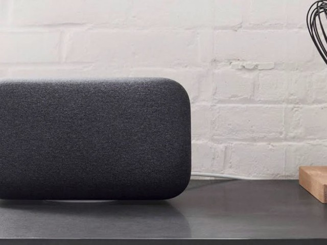 The Google Home Max is one of the best smart speakers you can buy, but it's normally $400 — it's on sale for $300 right now