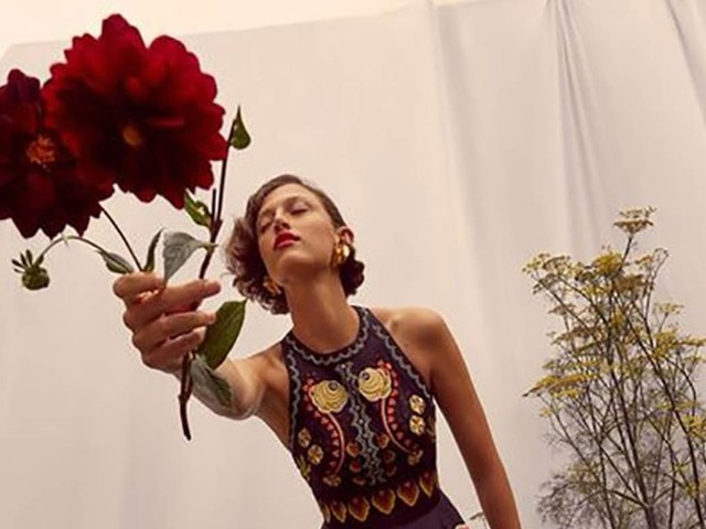 Video: Temperley London SS22 collection
