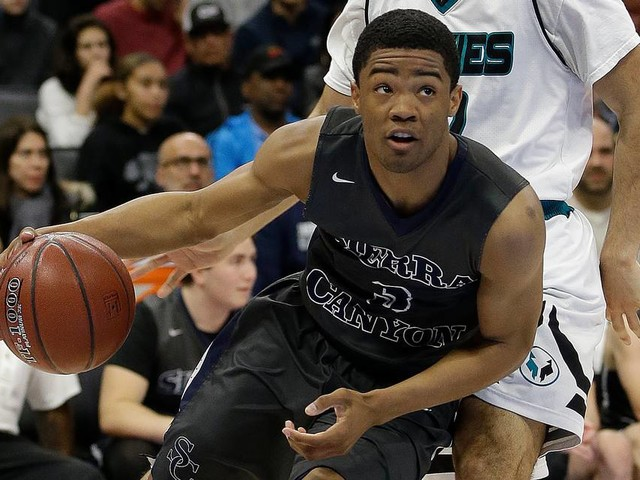 California prep guard Cassius Stanley chooses Duke over KU, others