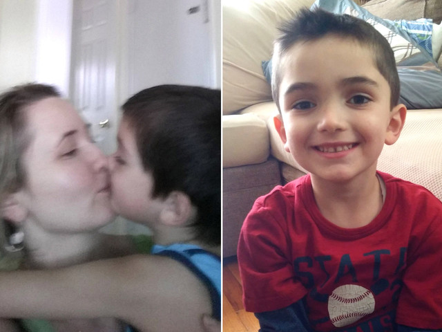 Mom of Thomas Valva, boy killed in NYPD cop dad's freezing garage, says she is 'heartbroken'