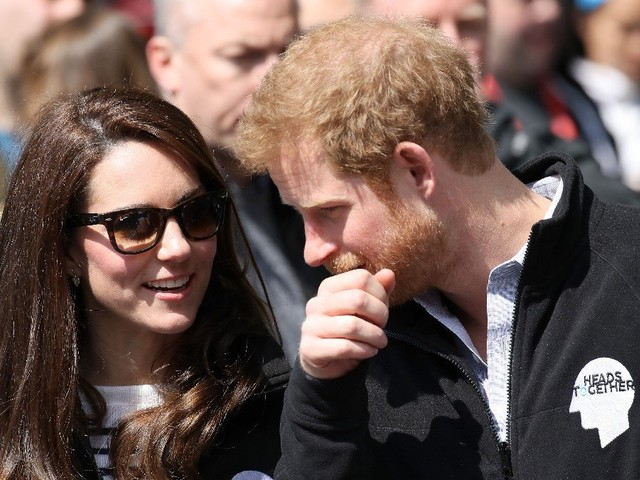 Kate Middleton Welcoming Baby #4, Prince Harry Caught With 'Sporty Brunette' And Other Royal News This Week