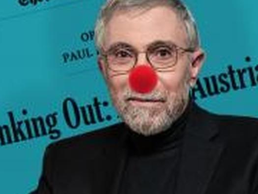 "Rebutting Paul Krugman On The ""Austrian"" Pandemic"