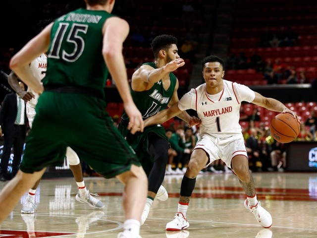 Anthony Cowan Jr., Jalen Smith lead Maryland to comfortable win over Loyola (Md.)