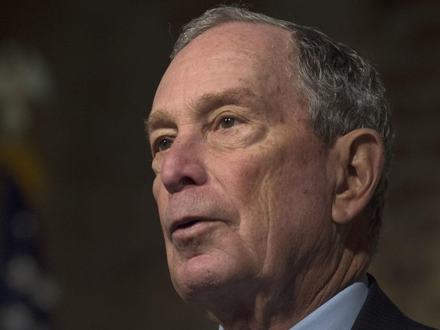 Mike Bloomberg is using Trump's playbook, but strategy faces big hurdles