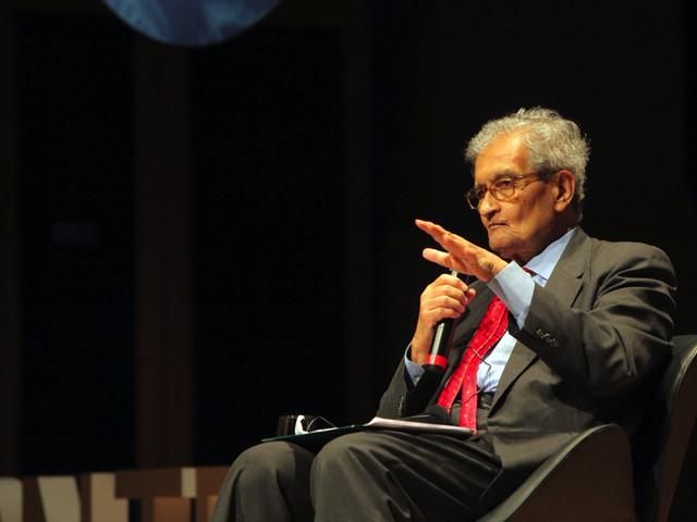 Amartya Sen, a Memoir