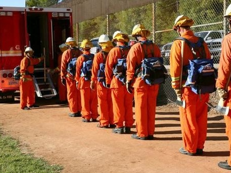 California Enters Deadly Wildfire Season With Over Half Of Inmate Firefighters Under COVID Lockdown