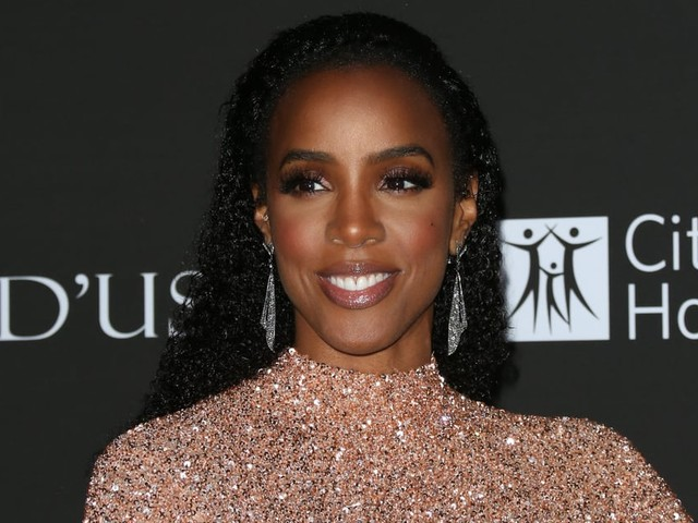 Kelly Rowland Is Turning Her Personal Christmas Disaster Into a Lifetime Holiday Movie