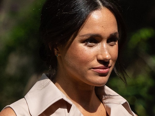 Meghan Markle Gets Real About The Stress of Media Attention During Pregnancy & Motherhood