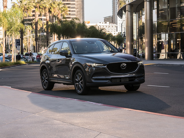2018 Mazda CX-5 In-Depth Review: The Most Stylish and Graceful Compact Crossover