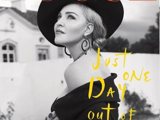 Madonna on today's music: 'Everything's so formulaic, everyone sounds the same'