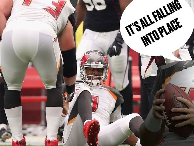 The Ryan Fitzpatrick curse is real, and it got Jameis Winston