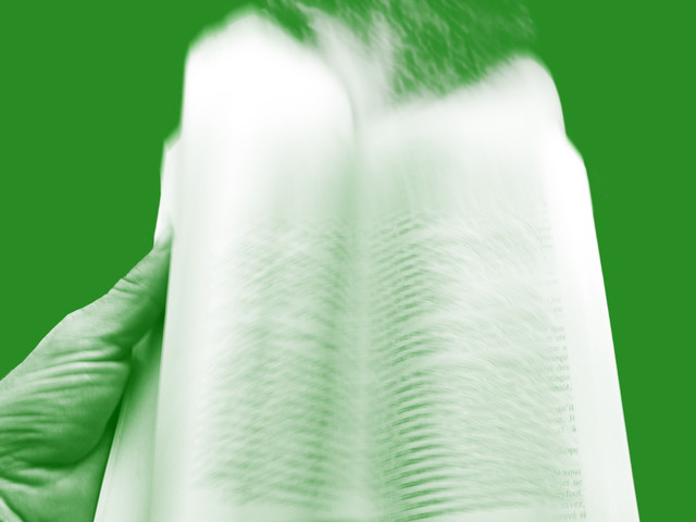 What You Need to Know About Speed Reading