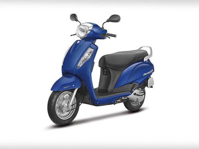Suzuki Access 125 Drum Brake With CBS Launched; Priced At Rs. 56,667