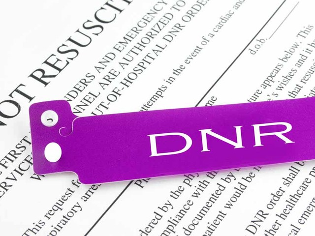 DNRs Given to Learning Disabled COVID Patients