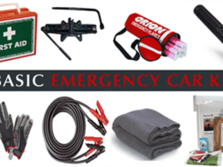 What to Keep in Your Car at All Times