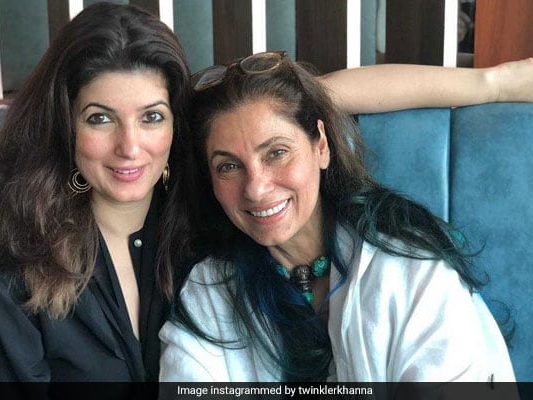 Twinkle Wishes Dimple Kapadia On Joining Christopher Nolan's 'Tenet'