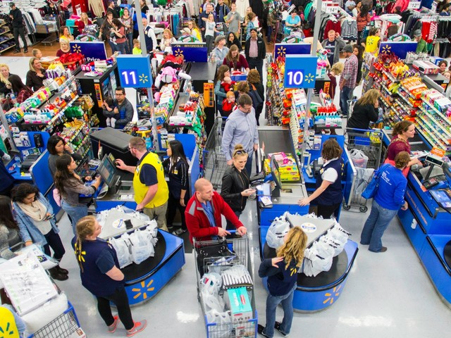 Walmart explains why it isn't racing to close its biggest gap with Amazon on next-day delivery (WMT)