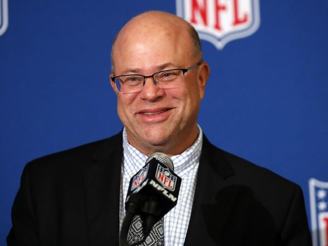 David Tepper is approved as new owner of the Carolina Panthers