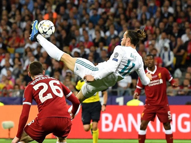 The Champions League final, as it happened