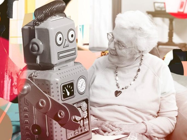 In the Midst of a Coming Elder Care Shortage, the Case for Robot Caregivers