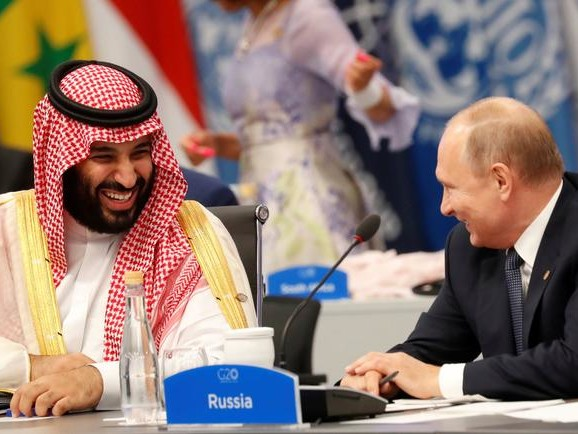 Russia Is Defeating The U.S. In The Middle East Oil Game
